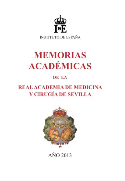 Memoria RAMSE 2013